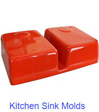 Farm Sink Molds