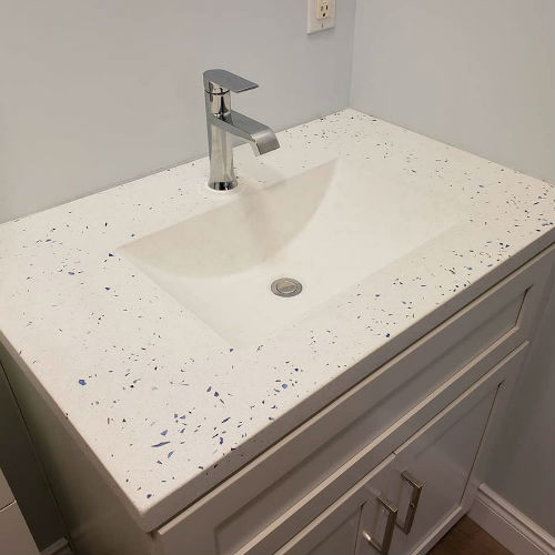 All Crete Molds Sink Molds Are Internally Reinforced To Avoid Any Flex From  The Weight Of Your Concrete. No Additional Internal Reinforcement ...