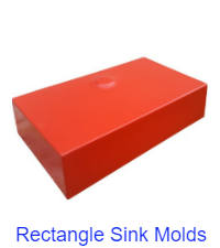 Concrete Sink Molds